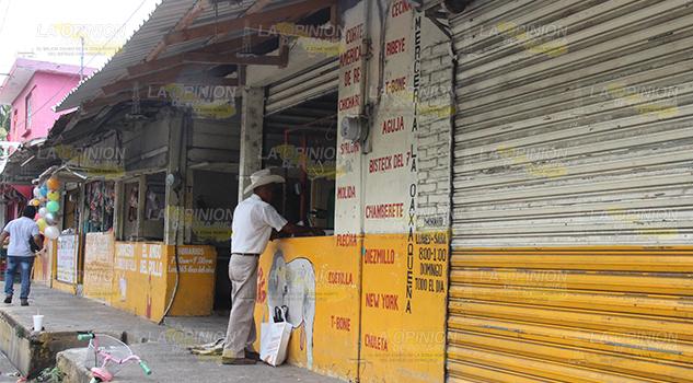 En Cazones de Herrera Claman Mercado Digno