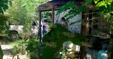 Encuentran Cuerpo Putrefacto Ama Casa Tuxpan