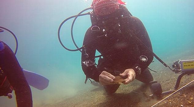 Encuentran Restos Búsqueda Barcos Cortés INAH