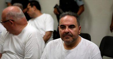 Ex-presidente El Salvador Declara Culpable Lavado Dinero
