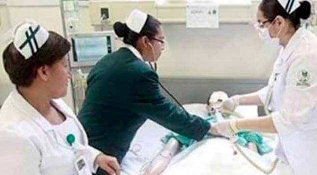Faltan 255 Mil Enfermeras México Escasez Plazas