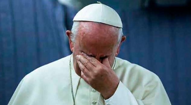 El Golpe Estado Contra Papa Francisco