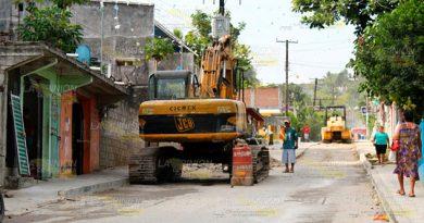 Habitantes Carrizal Piden Celeridad Obra Carretera