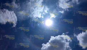 Fenómeno Meteorológico Halo Solar Poza Rica