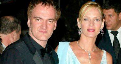 Hija Uma Thurman Actuará Película Tarantino