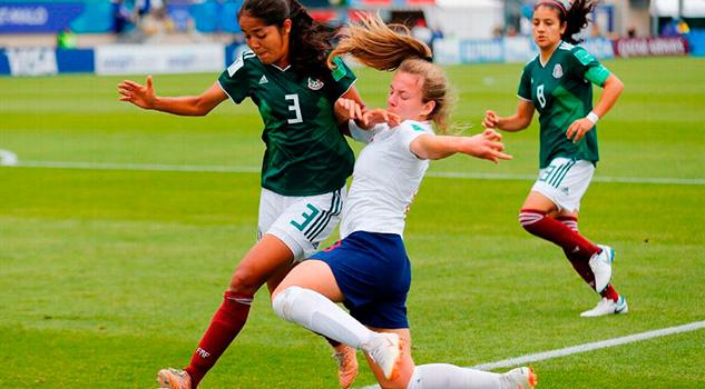 Inglaterra Pone Fin Sueño Tri Femenil Mundial Sub 20