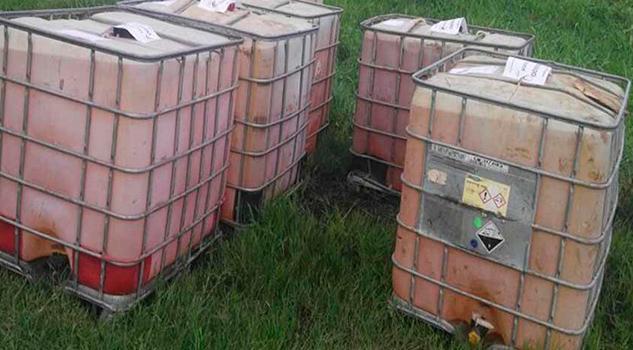 Investigan Aseguramiento Mil Litros Hidrocarburo Veracruz