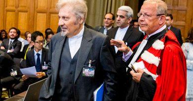 Irán Pide Tribunal ONU Paralizar Sanciones Reimpuestas E.U.A.