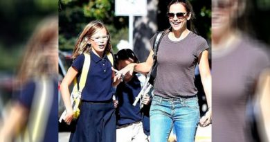 Jennifer Garner Hija Tuvieron Que Ser Rescatadas