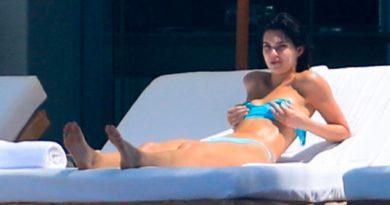 Kendall Jenner Conquista Puerto Vallarta