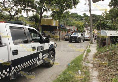 Hallan casa de seguridad en la colonia Anáhuac en Poza Rica