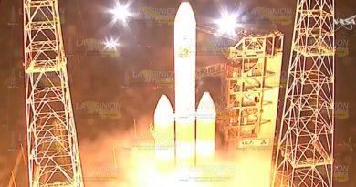 La NASA Lanzó Primera Nave Espacial Tocará Sol