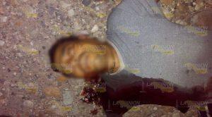 Lo Asesinan Dos Balazos Gutiérrez Zamora