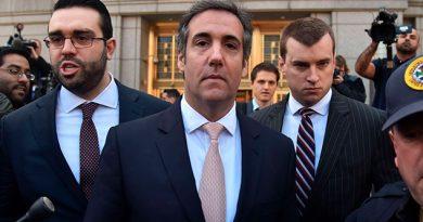 Michael Cohen Abogado Personal Trump Culpable Fraude