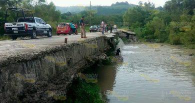 Muere Ahogado Río Tancochín