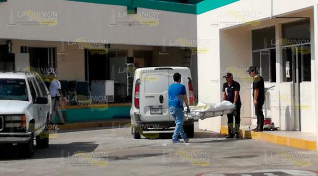 Muere Durante Traslado IMSS Tuxpan