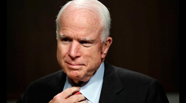 Muere Senador Republicano John McCain A 81 Años