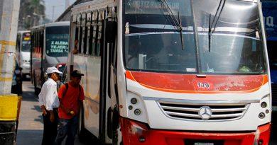 No Está Autorizado Aumento Transporte Urbano Gobernados Veracruz