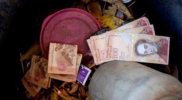 Oficializa Venezuela Devaluación 96 Por Ciento
