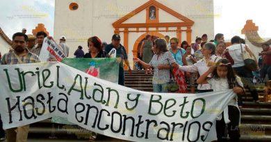 Padres Desaparecidos Realizarán Marcha Poza Rica Papantla