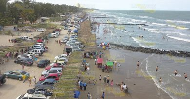 Palaperos Playas Tuxpan Hablarán Inglés