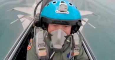 Pentágono China Entrena Pilotos Para Atacar E.U.A.