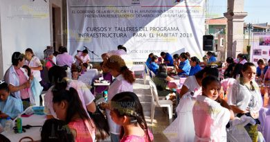 Promueven Autoempleo Través Cursos Tlapacoyan