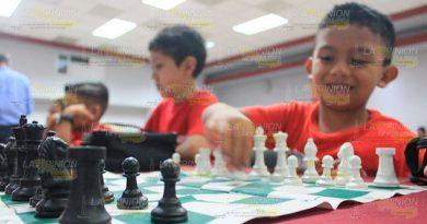 Realizan Concurso Ajedrez Poza Rica