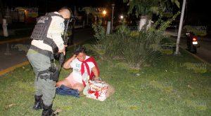 Reportan Muerta Mujer Dormía Vía Pública