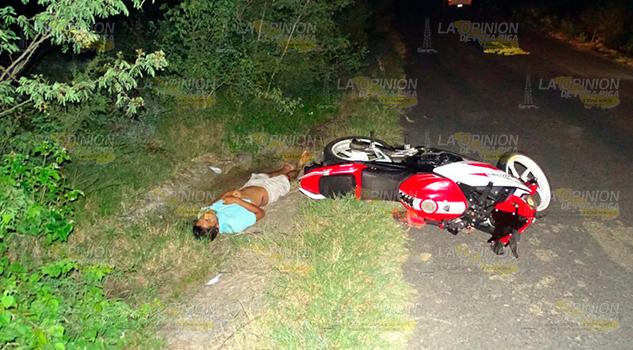 Se Accidentó Motocicleta Murió La Ceiba