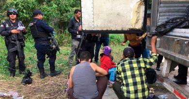 Se Duplica Flujo Migratorio Sur Veracruz