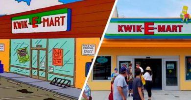 Se Hizo Realidad Abren Primer Kwik-E-Mart Los Simpson