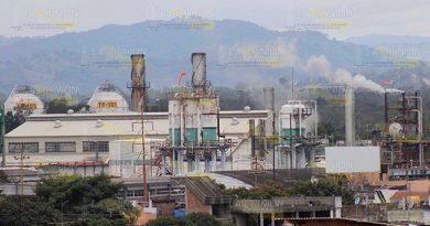 Sin Rutas Evacuación Complejo Procesador Gas