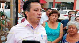 Sorpresiva Visita Gobernador Electo Papantla