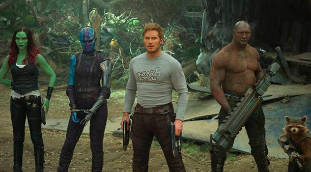 Suspenden Producción Guardianes de la Galaxia 3