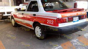 Taxista Presuntamente Embiste Motociclista Tuxpan