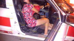Un Ejecutado Joven Herida Bordo De Taxi Pánuco