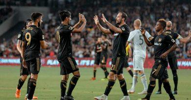 VIDEO Gol Vela Dio Empate LAFC Clásico