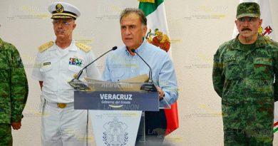 Yunes Veracruz Más Seguro Resultados Operativos
