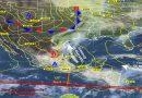 """Ciclón tropical """"Isaac"""" dejará fuertes lluvias en estos estados"""