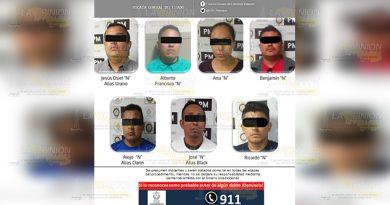 Detiene FGE a comandante y a 6 personas más por desaparición forzada