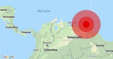 Fuerte sismo de 7.3 sacude a Venezuela y Colombia (VIDEO)