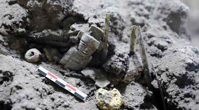 Élite Maya Residió Teotihuacan Revelan Hallazgos Plaza Columnas
