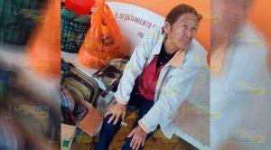 Abandonan Mujer Tercera Edad Centro Chignautla Puebla