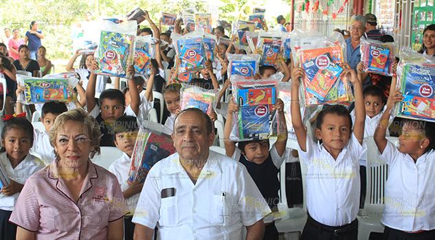 Ahora Sí Van Estudiar Niños Poza Rica