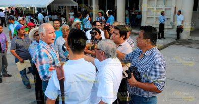 Alcalde Álamo Reunió Habitantes Potrero del Llano 2