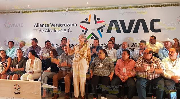 Alcaldesa Tlapacoyan Figura Creación Alianza Veracruzana