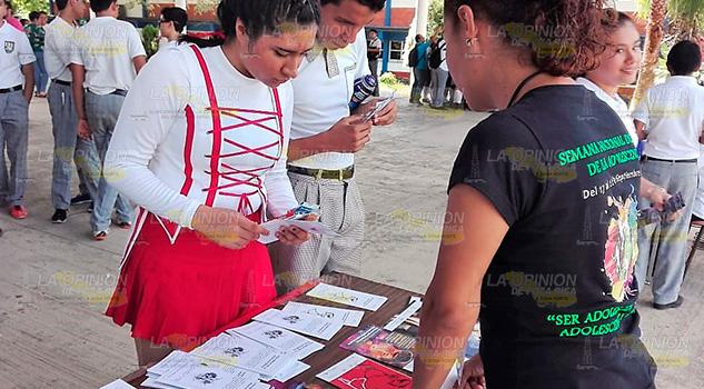 Alertan Adolescentes Cerro Azul Contra Casos Violencia