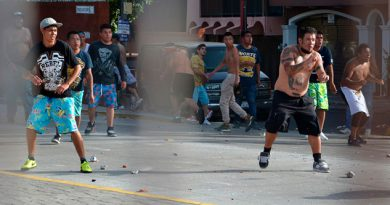 Apertura 2018 Torneo Desborda Violencia