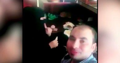 Arrestan Hombre Arabia Saudita Desayunar Con Mujer